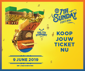 7th-Sunday koop nu je tickets